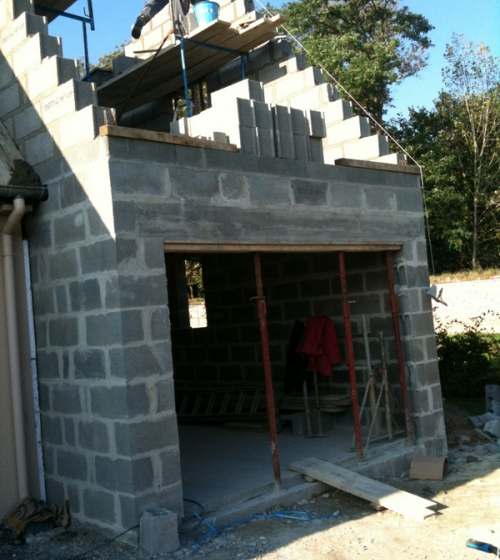 Construction de garage (91)