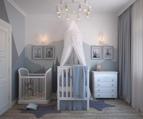 Aménager un coin bébé dans une chambre parentale (91)