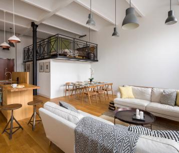 Création de loft