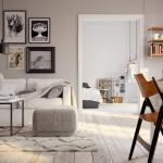 Rénovation vieil appartement
