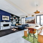 Salon/salle à manger : comment définir les espaces ? La Maison Des Travaux de Sainte-Geneviève-des-Bois