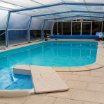 Véranda pour abris de piscine